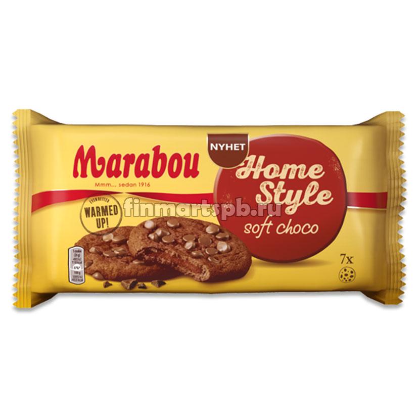 Печенье Marabou Home Style soft choco
