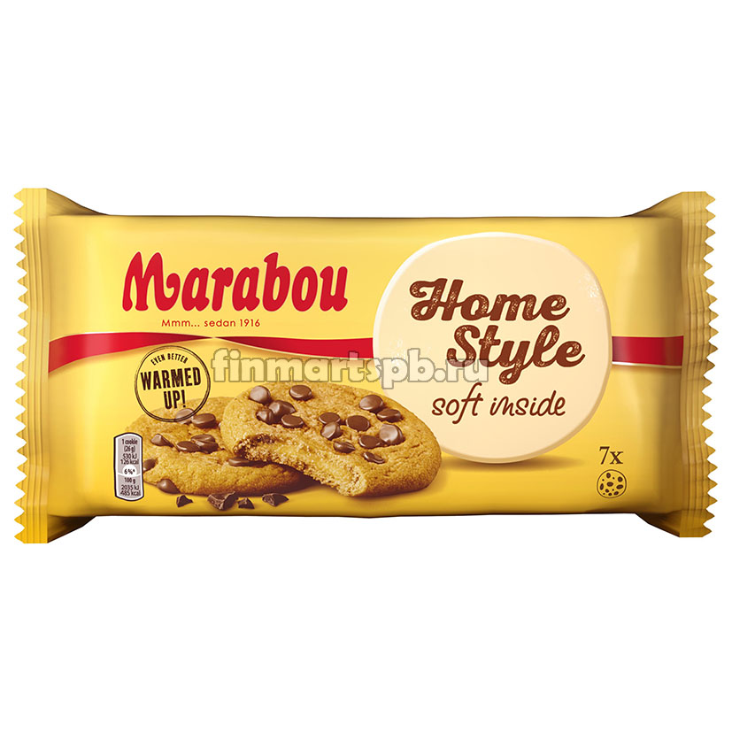 Печенье Marabou Home Style soft inside