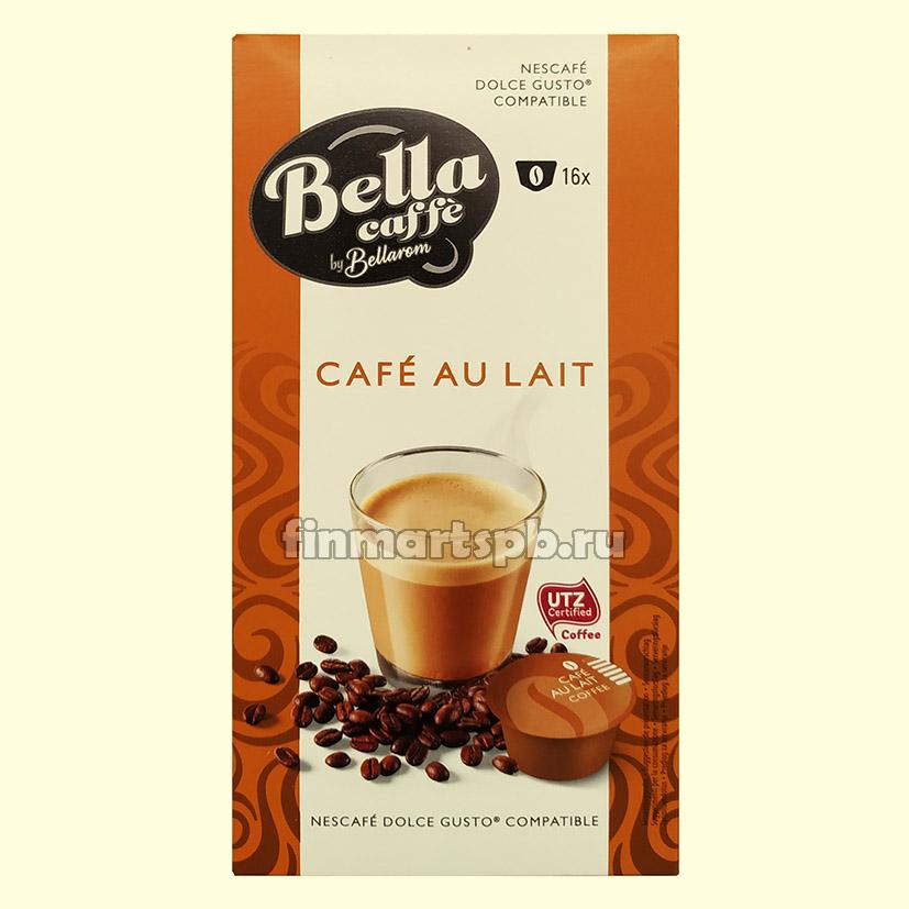 Капсулы Dolce Gusto Bella caffe Cafe au lait , 16 шт.