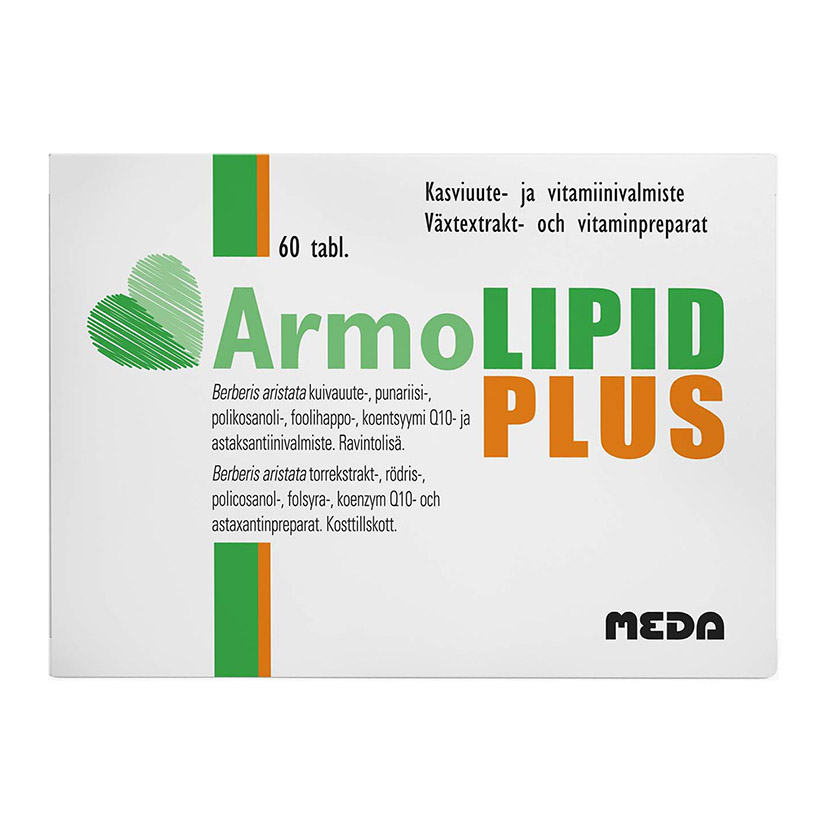 Витаминный препарат Armolipid Plus