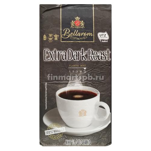Кофе молотый Bellarom ExtraDarkRoast, 500 гр.
