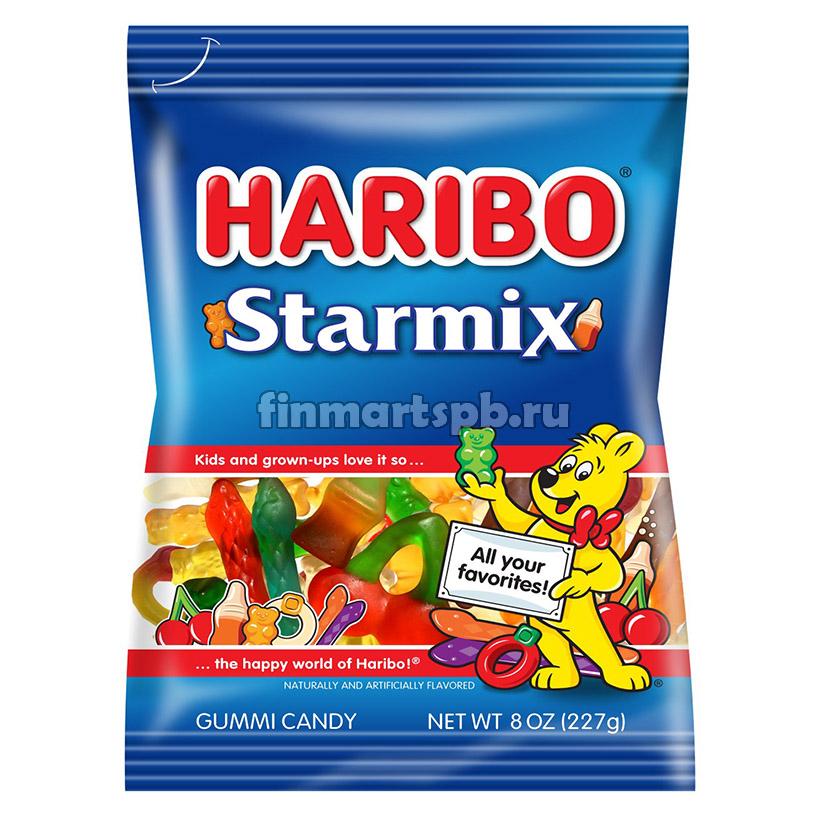 Жевательные конфеты Haribo Starmix