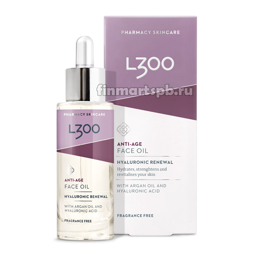 Масло для лица L300 Anti-age face oil