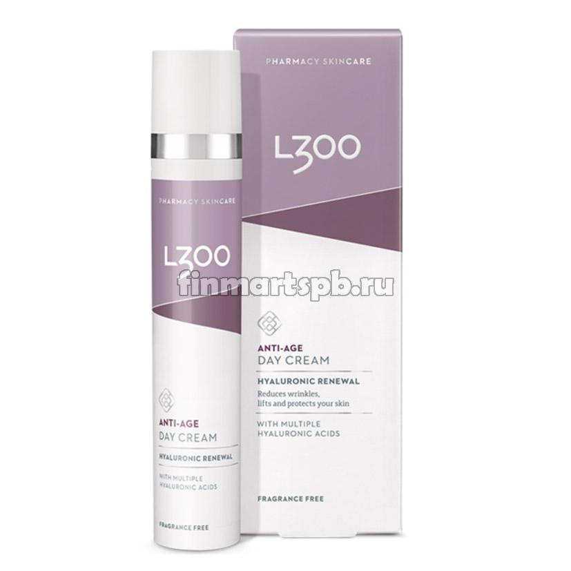 Гиалуроновый антивозрастной крем для лица L300 Anti-age Face cream