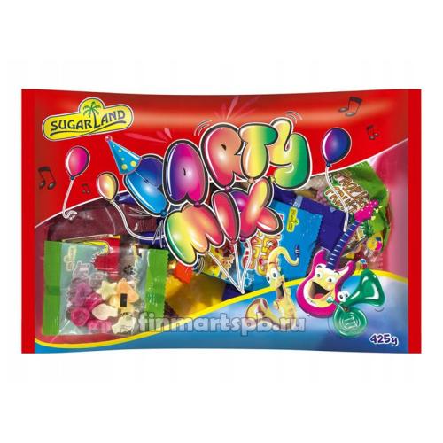 Жевательные конфеты Sugar Land Party mix , 425 гр.