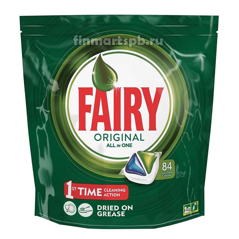 Fairy All in 1 Ultra Power Original - 84 шт.