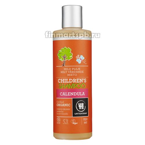 Шампунь для детей Urtekram childrens shampoo calendula (календула)