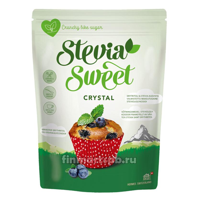 Заменитель сахара в порошке Stevia sweet Crystal (стевия)