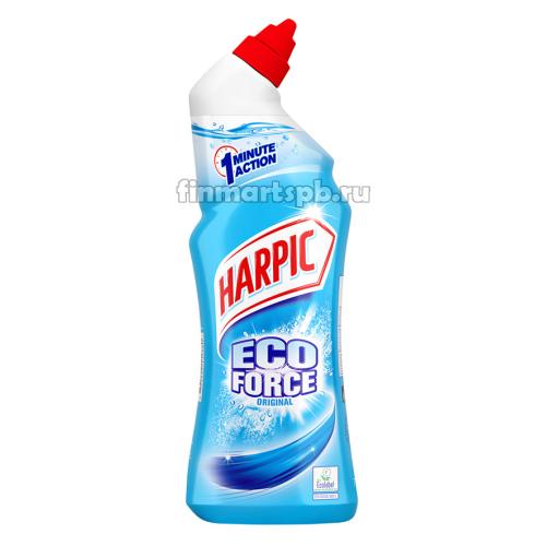 Средство для чистки туалета Harpic Eco Force original