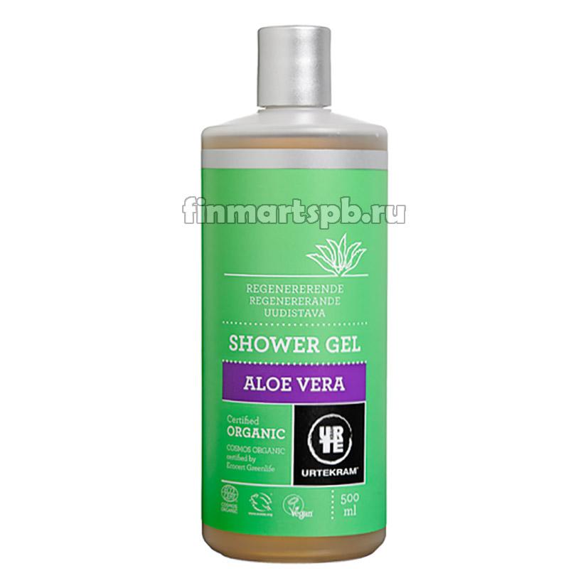 Гель для душа Urtekram Shower gel Aloe vera