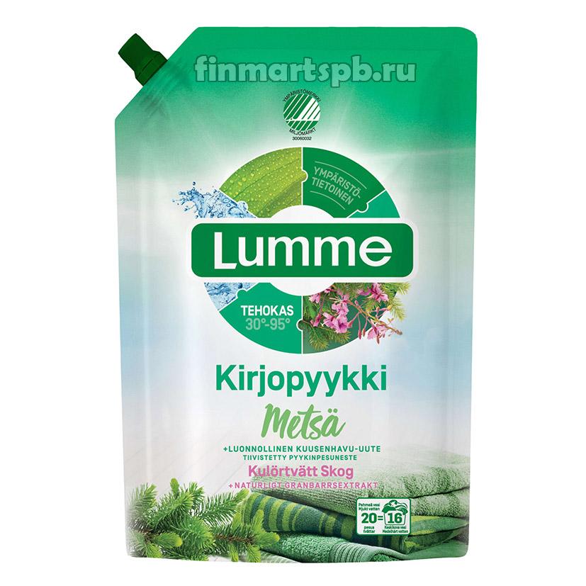 Гель для стирки Lumme Kirjopyykki Metsa