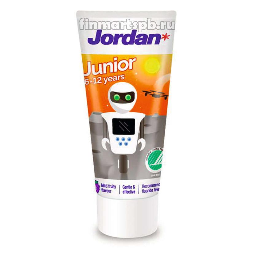 Зубная паста Jourdan Junor (фруктовый вкус)