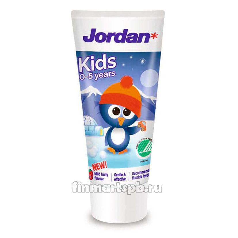 Зубная паста Jourdan Kids (фруктовый вкус)