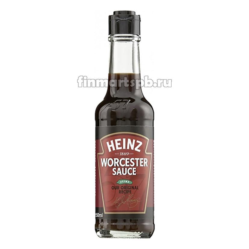 Вустерский соус Heinz Worcester sauce