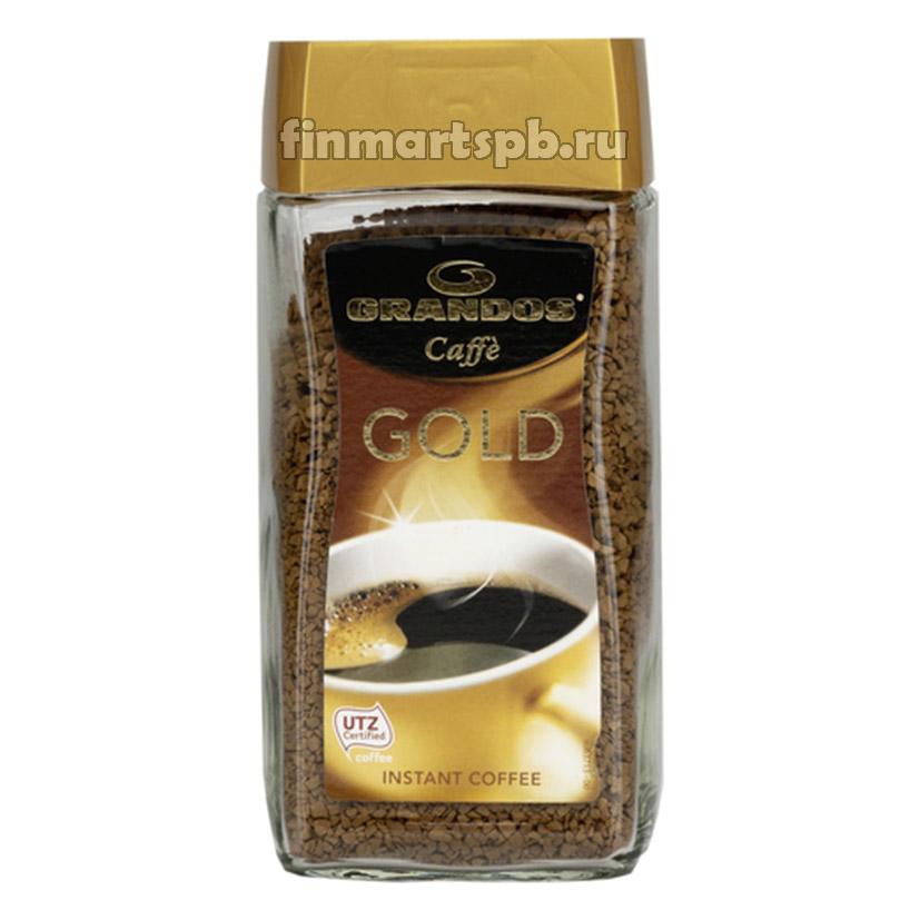 Растворимый кофе Grandos Gold
