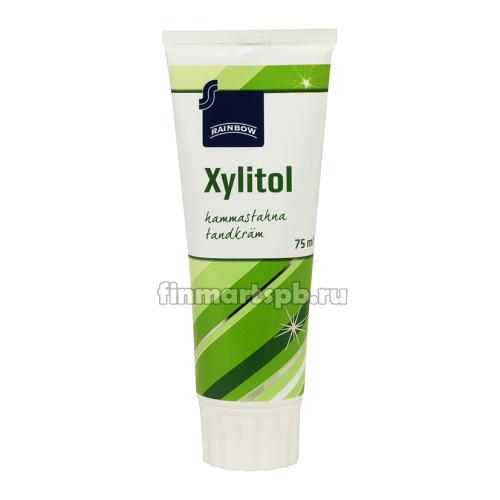 Зубная паста Rainbow Xylitol