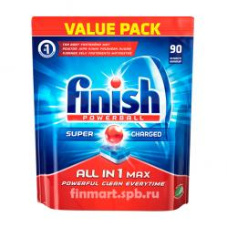 Таблетки для ПММ Finish All in 1 Max - 90 шт.