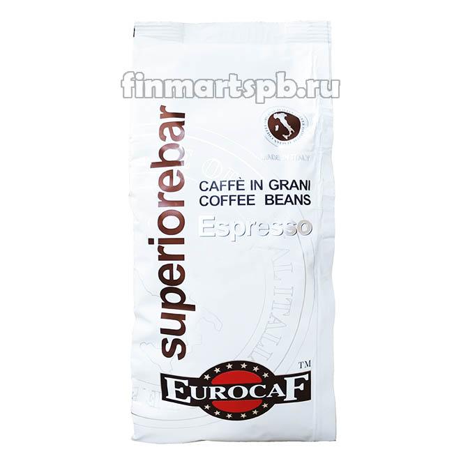Кофе в зёрнах Eurocaf Superoiorebar Espresso