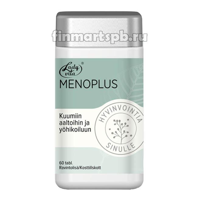 Витамины для женщин Lady Vita Menoplus , 60 таб.