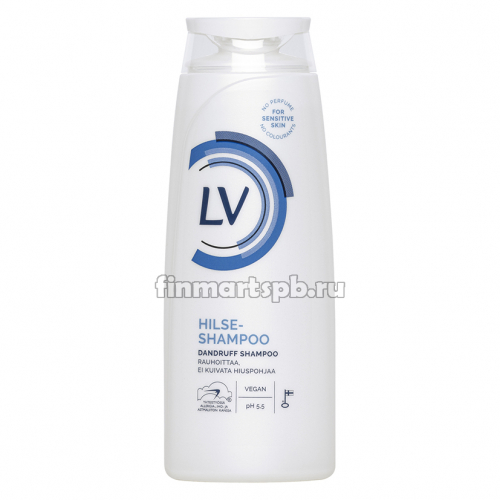 Шампунь LV Hilseshampoo (против перхоти)