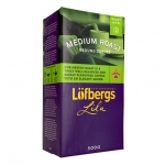 Кофе молотый Lofbergs Lila Medium Roast - 500 гр.