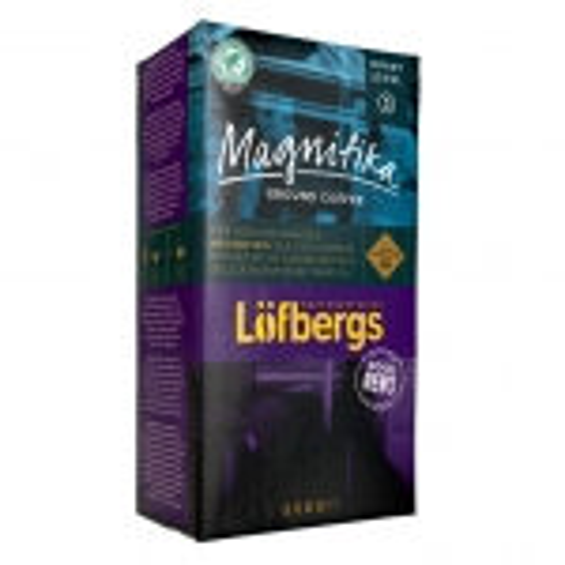 Кофе молотый Lofbergs Magnifika - 500 гр.