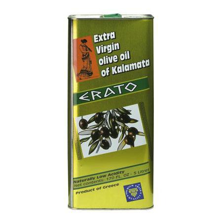 Оливковое масло Erato Extra Virgin Olive Oil - 5 л.