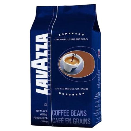Кофе в зёрнах LavAzza Gran Espresso - 1 кг.
