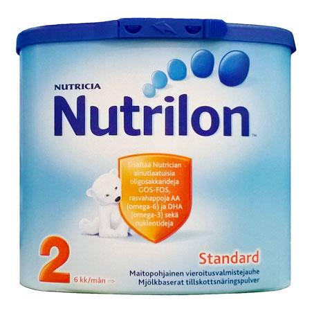 Детское питание Нутриция Нутрилон 2