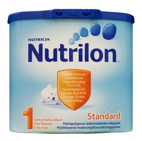 Детское питание Nutricia Nutrilon Standart 1 (Нутриция Нутрилон Стандарт 1) - 400 гр.