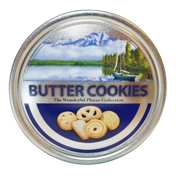 Песочное печенье Becky`s Butter cookiee - 450 гр.