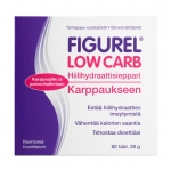 Figurel Low Carb - 60 таб.