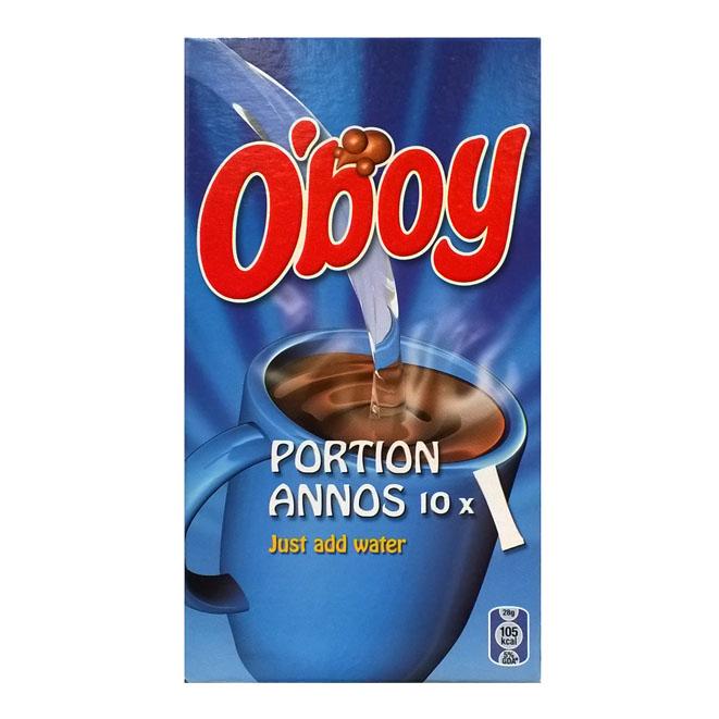 Какао O'Boy в пакетиках - 10 шт.
