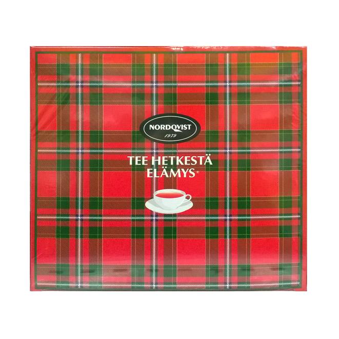 черный цейлонский чай Nordqvist