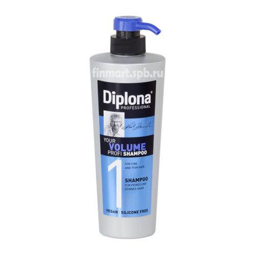 Шампунь Diplona Volume (1) Profi shampoo - 600 мл.