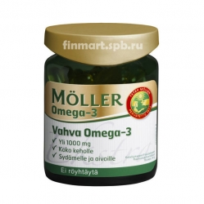 Витаминный комплека Моллер Вахва