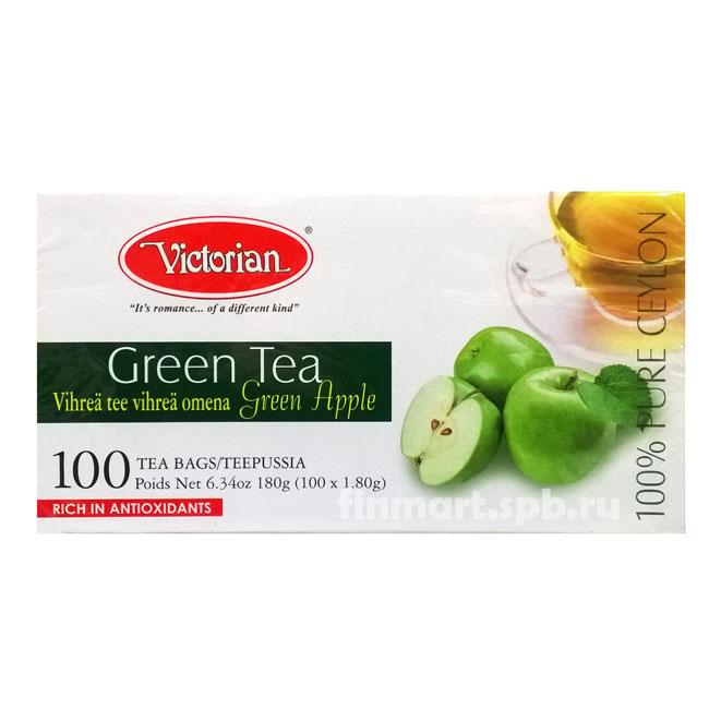 Викториан Зеленое яблоко