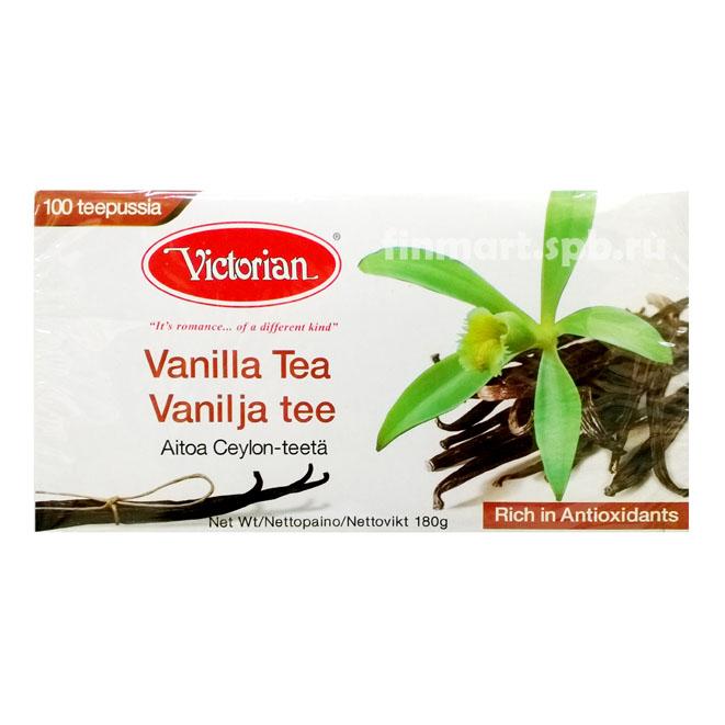 Чай Викториан с ванилью