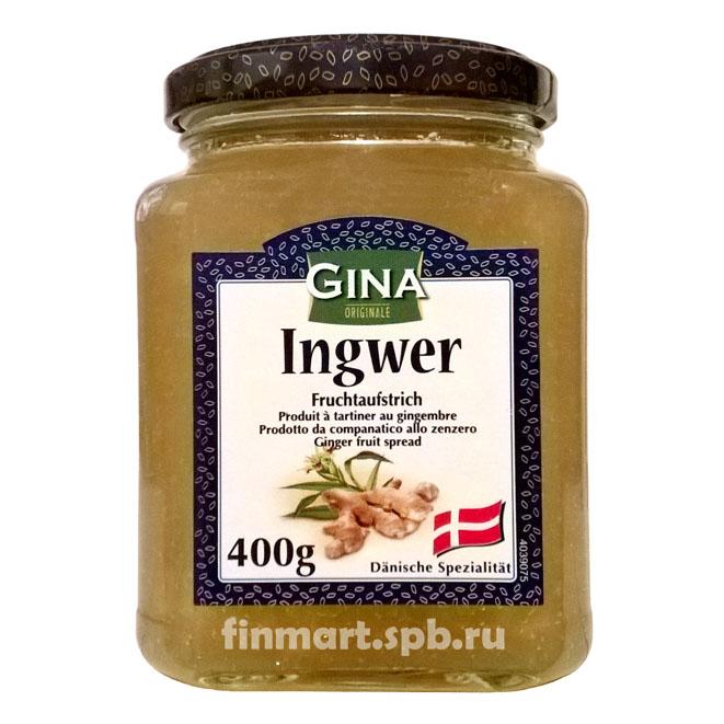 Имбирное Варенье Gina Ingwer