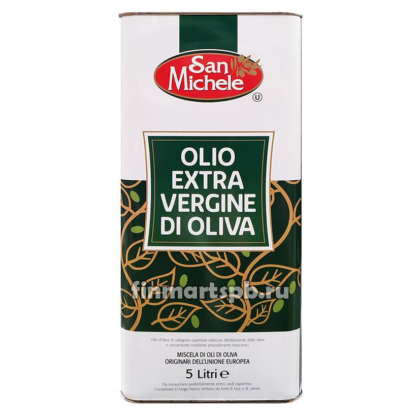 Оливковое масло San-Michele Olio Extra Vergine Di Oliva