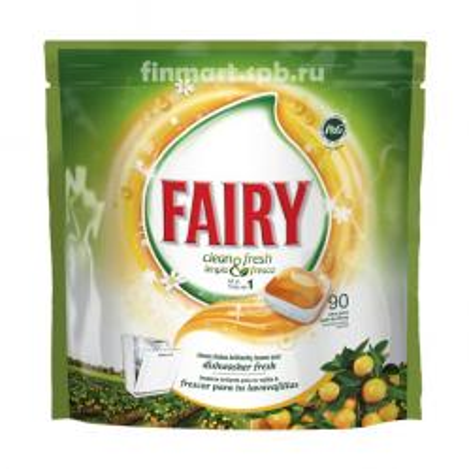 Fairy Fresh Orange 90