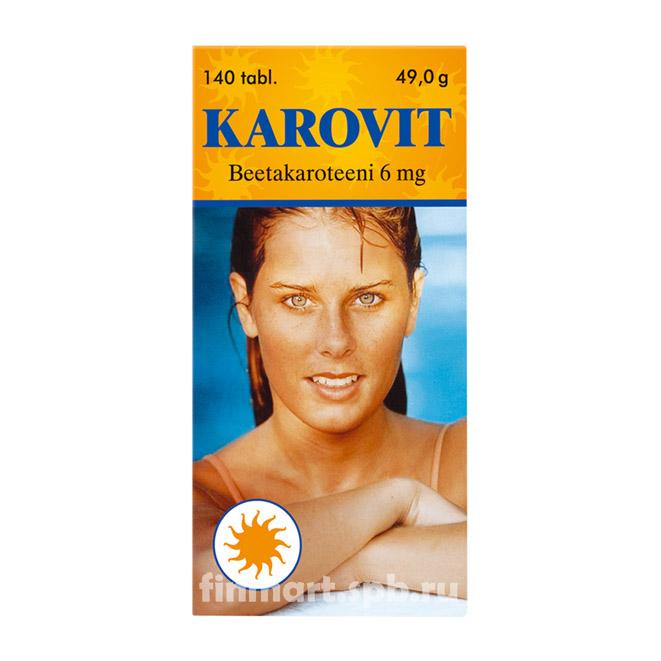 Karovit - 140 таб.
