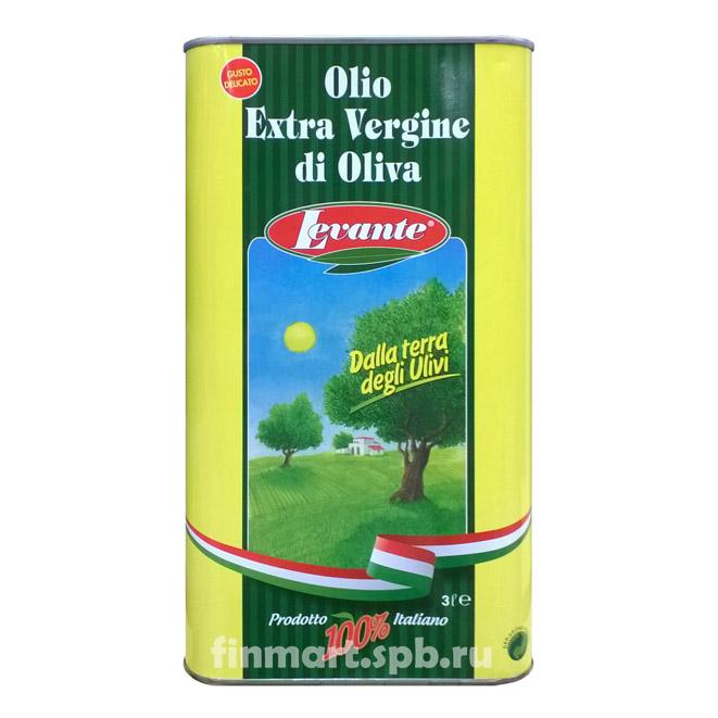 Levante Olio Extra Virgine di Oliva - 3 л.
