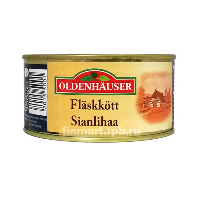 Тушенка из свинины Dulano cured pork - 300 гр.