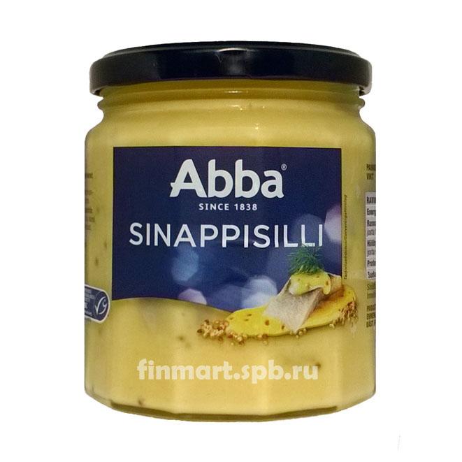 Селедка в горчичном соусе ABBA Sinappisilli - 475 гр