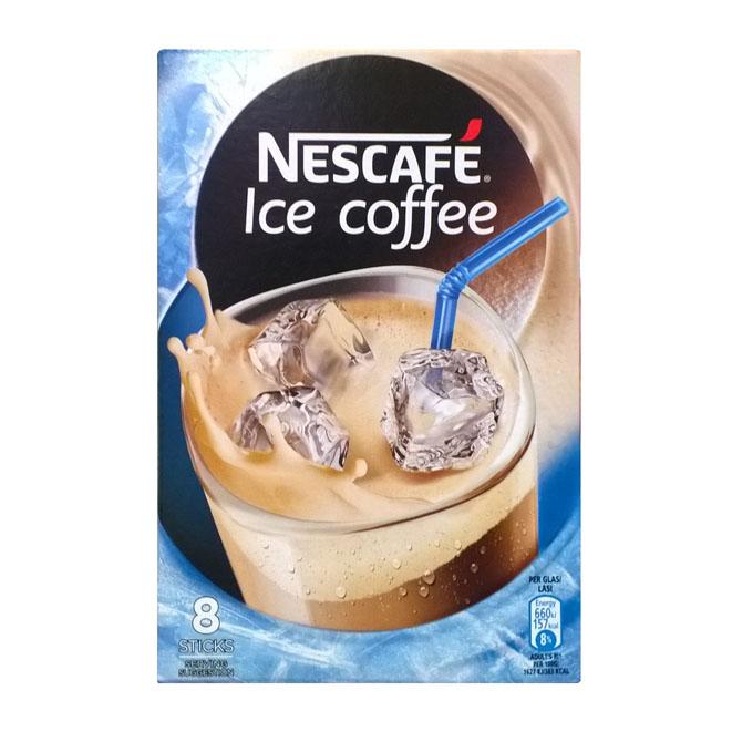 Кофейный напиток Nescafe Ice Coffee - 8 пакетиков.