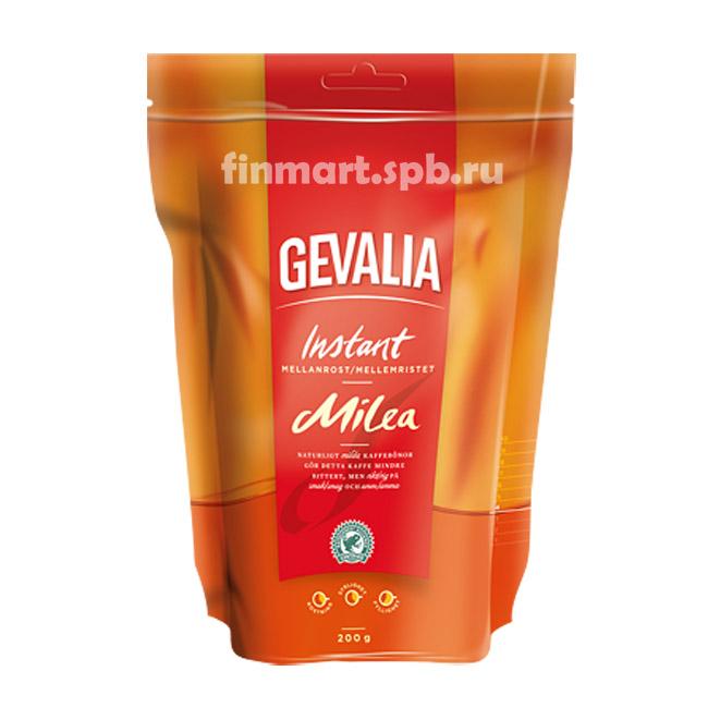 Растворимый кофе Gevalia Milea  -  200 гр.