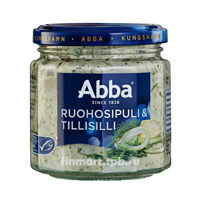 Селедка по французски ABBA Ranskalainen Sipulesilli - 240 гр