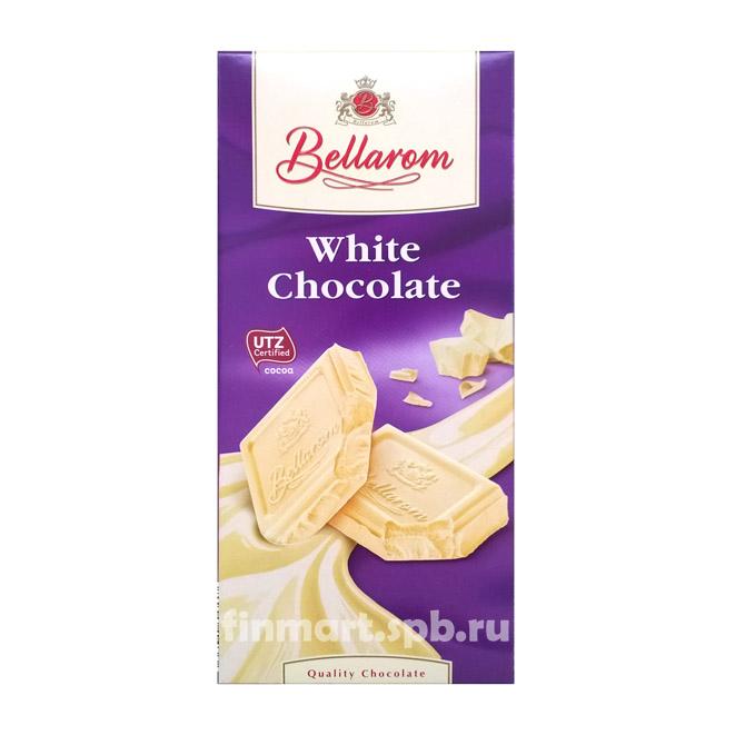 Шоколад Bellarom White (белый) - 200 гр.