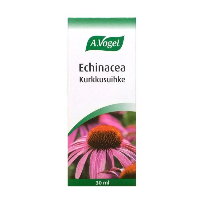 Echinacea (Ехиноцея) kurkkusuihke A.Vogel - 30 мл.
